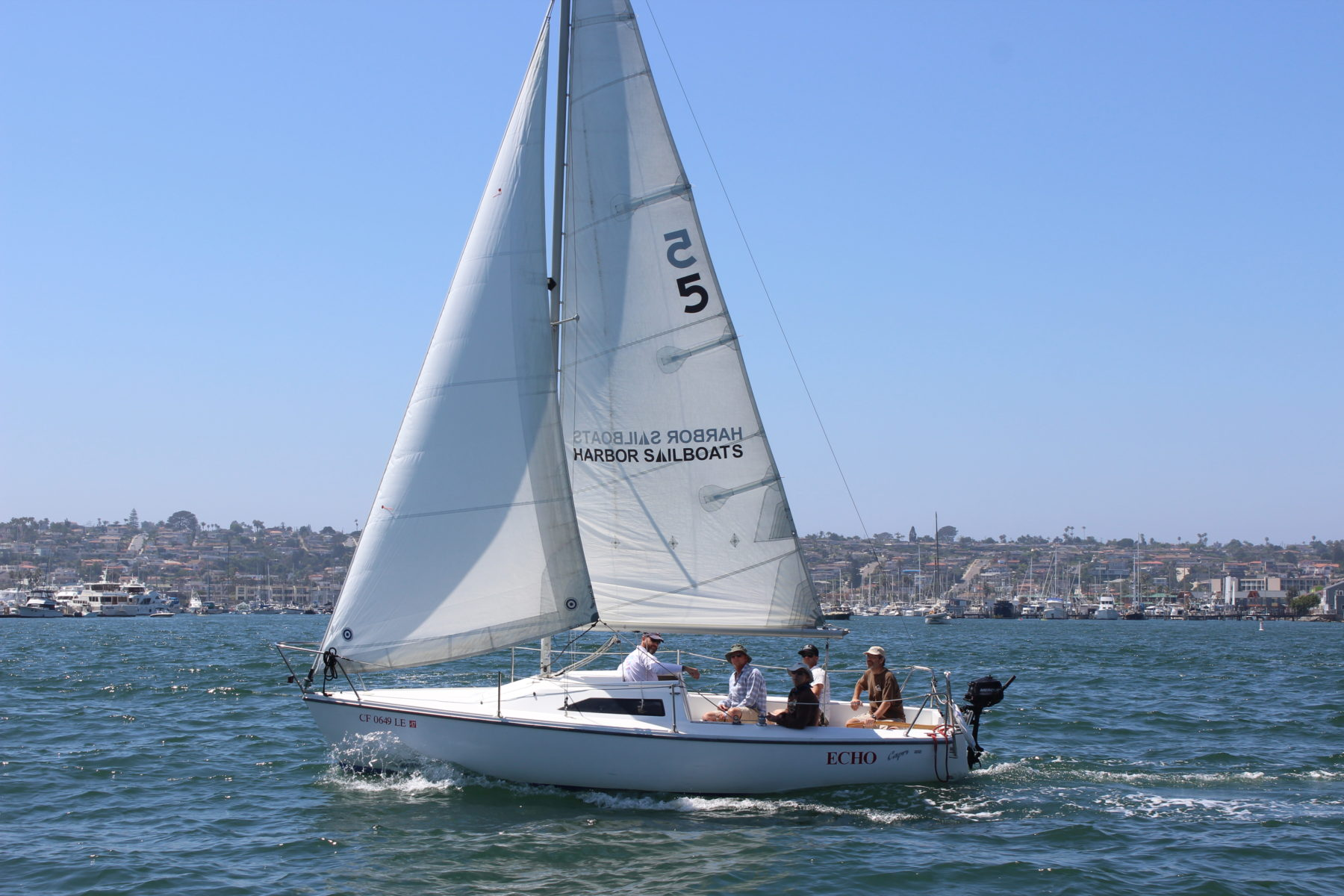 What to Expect in a Basic Sailing Course