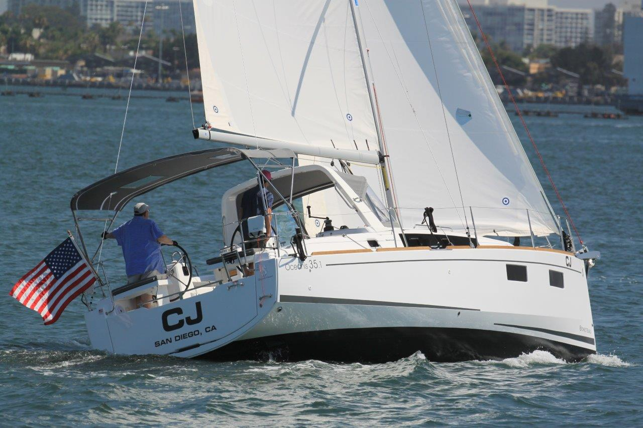 Live Aboard ASA Learn to Sail Vacations in San Diego