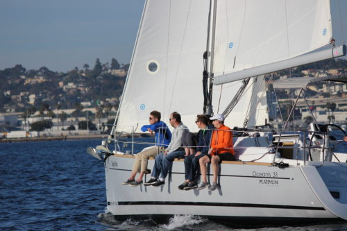 Learn to Sail Clinic
