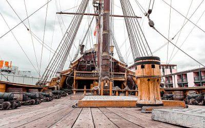 Origin of Sailing Terms