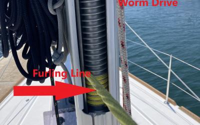 How Do Furling Mainsails Work?